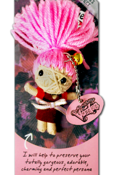 The Princess Watchover Voodoo Doll