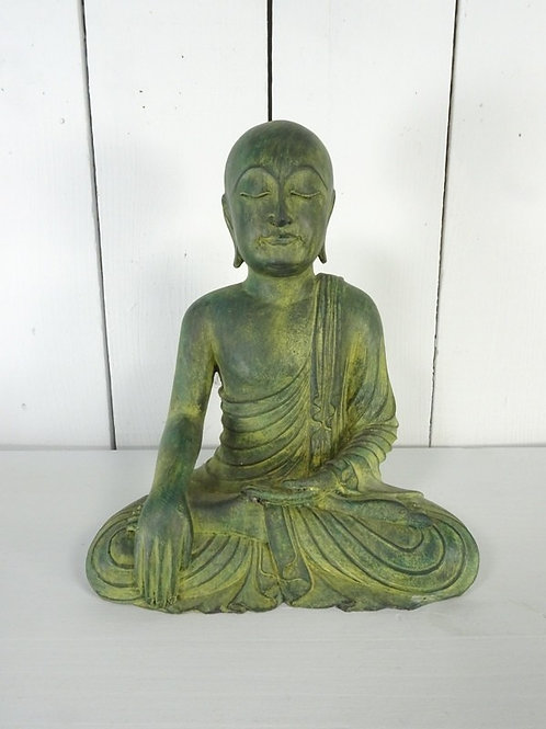 Resin Buddhist Monk