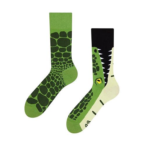 Crocodile Good Mood Socks