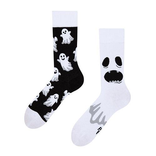 Ghost Good Mood Socks