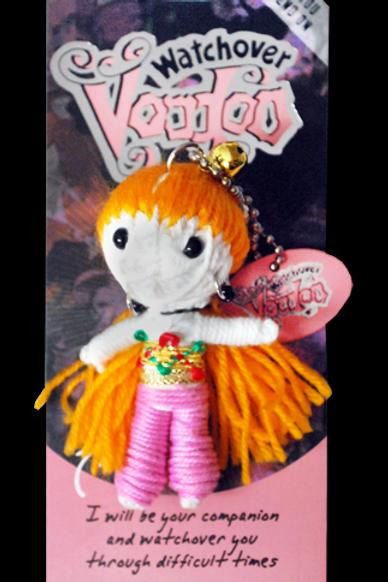 Princess Jeannie Watchover Voodoo Doll