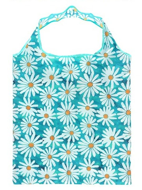 Daisies Foldable Shopping Bag