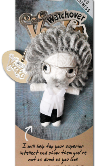 The Genius Watchover Voodoo Doll