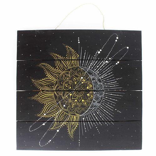 Celestial Mandala Plaque