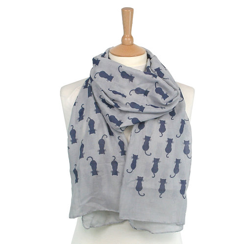 Cats Whiskers Scarf