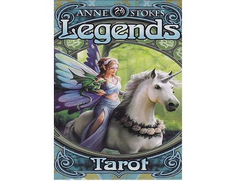 Legends Tarot By Anne Stokes