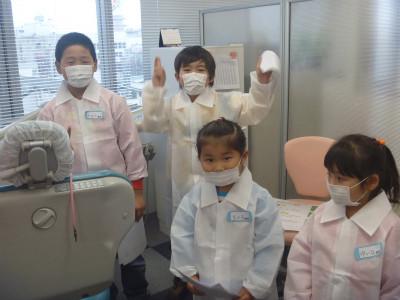 春休み子ども体験教室 2014