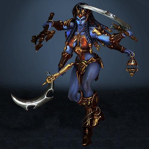 Adagas de Kali