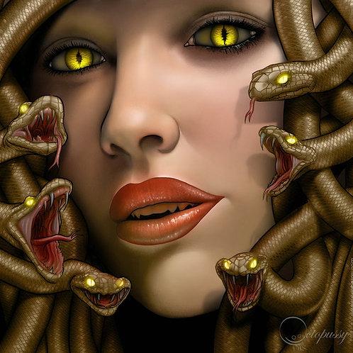 Lentes de Contato da Medusa