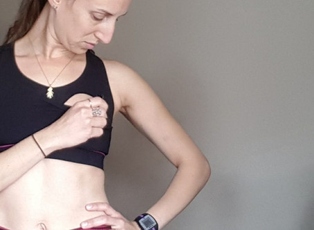 Nursing Sports Bra? It exists and it's great!