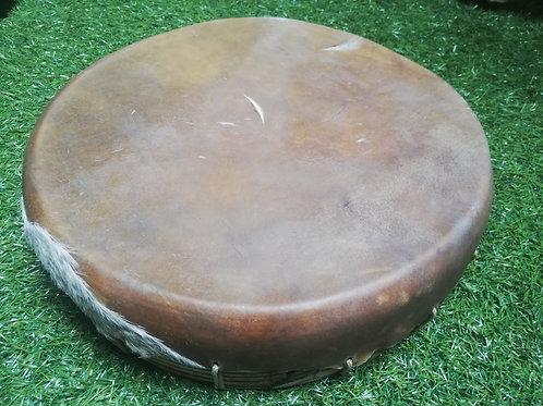 Tambour chamanique 35 cm en cheval