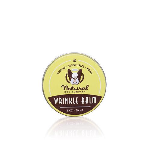 Natural Dog Company Wrinkle Balm - Organic, Vegan Healing Balm