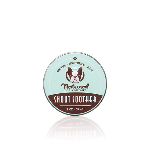 Snout Soother | Natural Dog Company |  Organic, All-Natural | Dry Chapped Crack