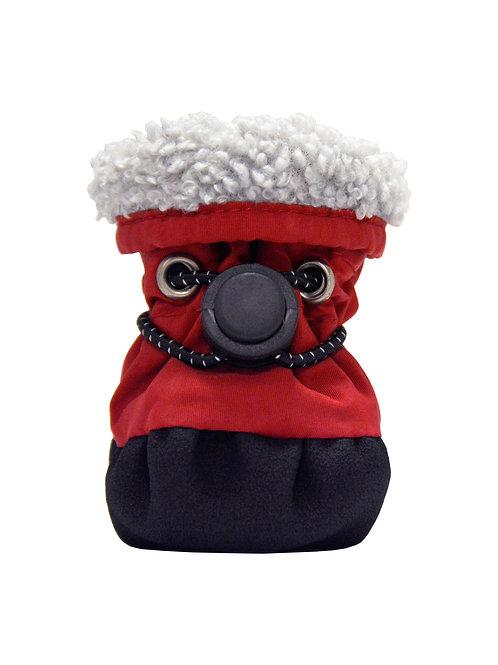 Snow Boots | Crimson Rouge