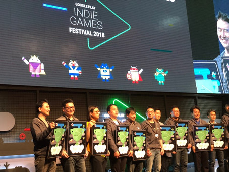 The Top 10 by the Google Indie Game Festival