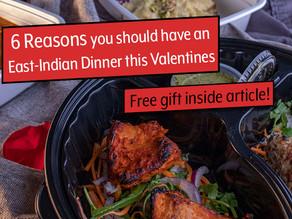 This Valentine!? 6 reasons why Dinner at Maurya's?