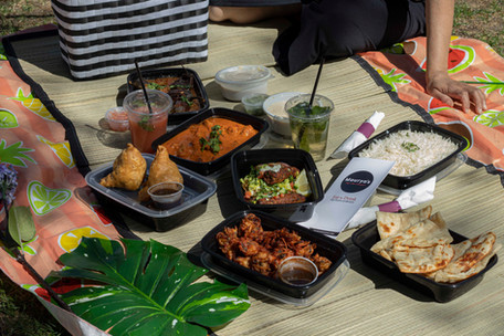 Mother's Day picnic spread!