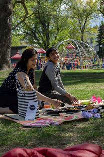 Riverside Park Mother's Day Picnic!