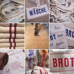 Textiles für Haus + Garten aus Leinen