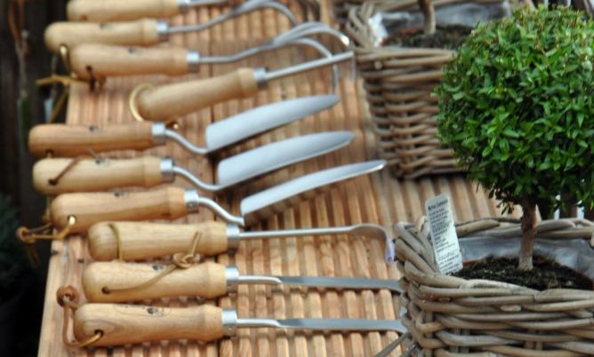 Garten- + Rebscheren, Zubehör