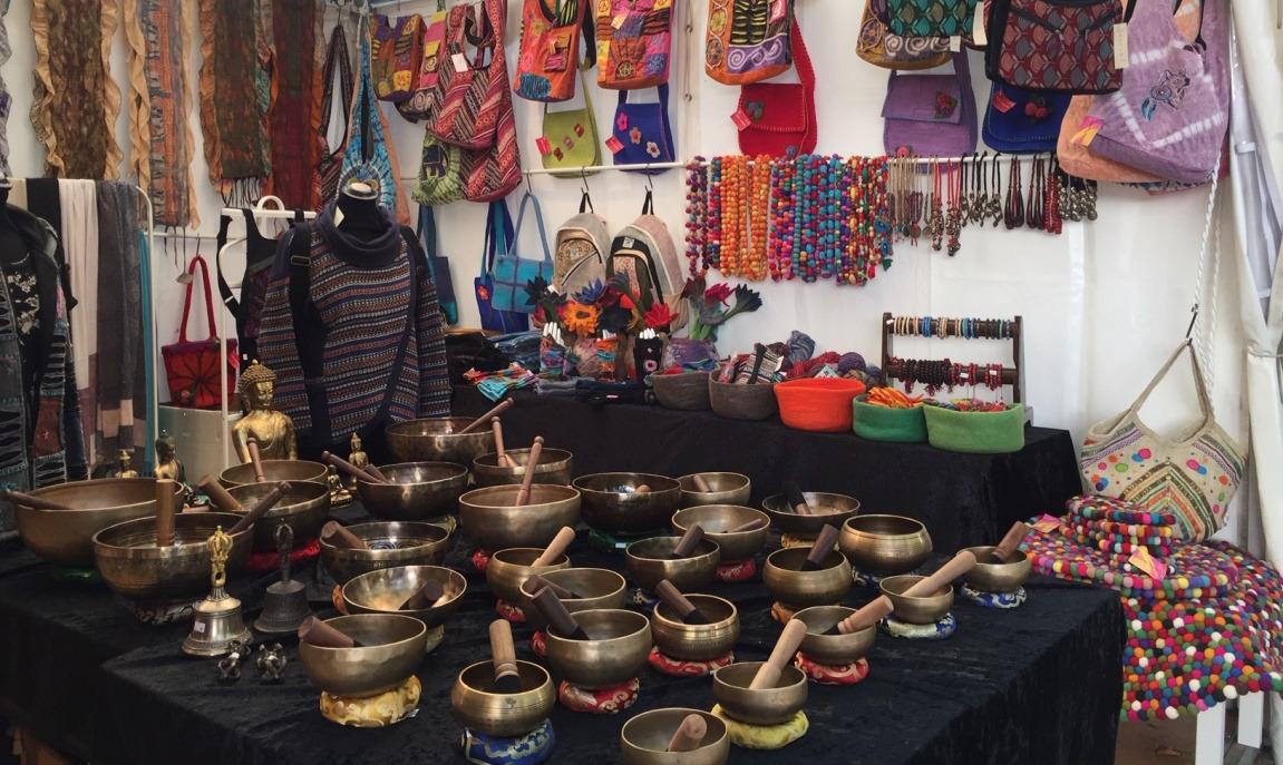 Klangschalen aus Nepal