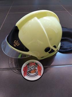 Förderverein Umweltschutzzug e.V.Kinder-Feuerwehrhelme