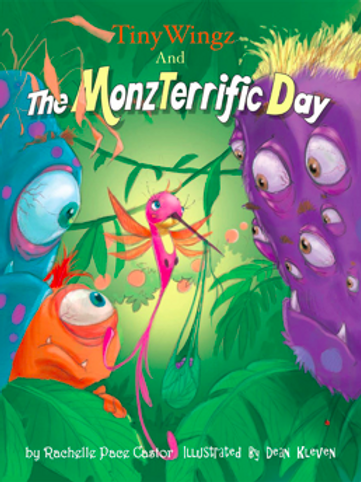 Tiny Wingz and The MonzTerrific Day