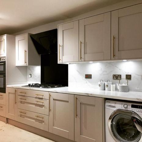 Shaker Kitchen - Manchester