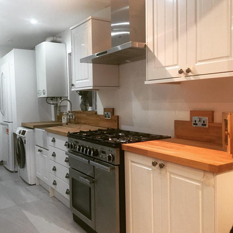 Traditional Country Kitchen - Bolton