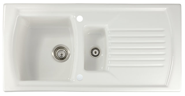 Bowl & Half Sink