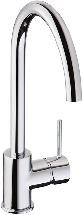 Single Lever Chrome Tap