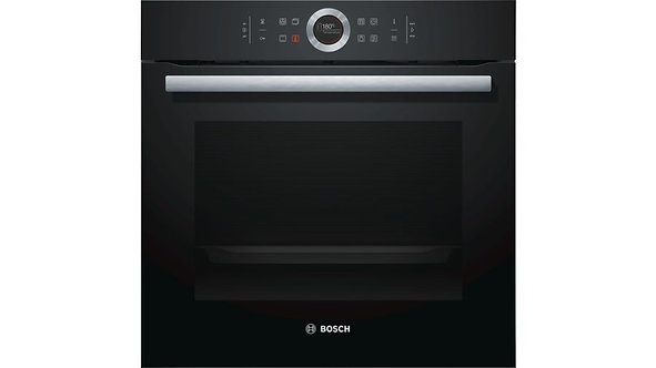 BOSCH HBG674BB1B Built-in Pyrolytic Single Electric Oven