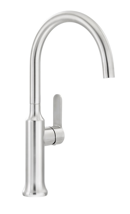 Single Lever Stainless Steel Tap