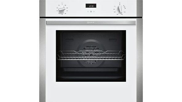 NEFF B1ACE4HW0B Single Electric Oven