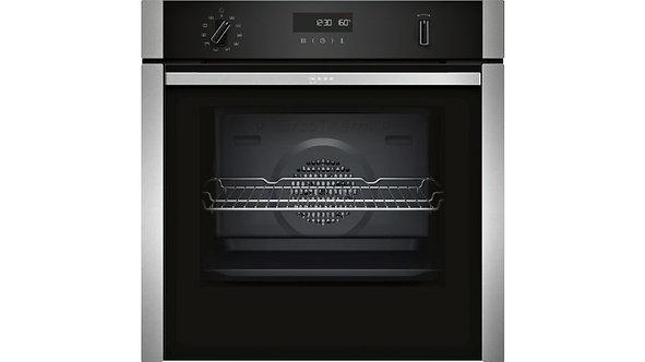 NEFF B5ACM7HN0B Slide Hide Pyrolytic Single Electric Oven