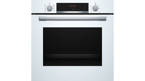 BOSCH HBS534BW0B Single Electric Oven White