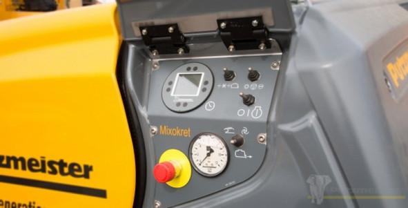 Mixokret M 760