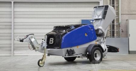 Brinkmann Estrich Boy DC 450 Bluepower