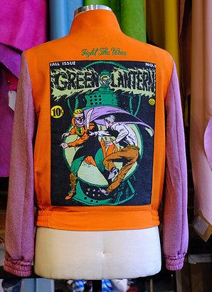 Fight the Virus Jacket: Green Lantern