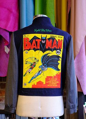 Fight the Virus Jacket: Batman