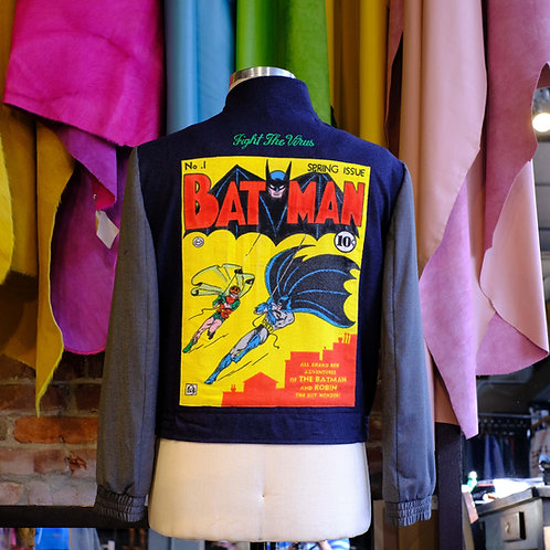 Fight the Virus Jacket: Batman