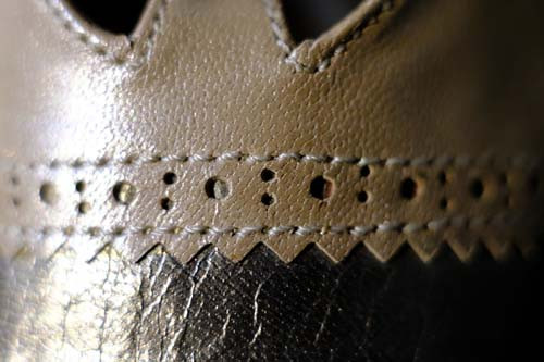 Shoe closeup