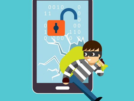 2 Ways to protect your personal info when using your #Smartphone #TechTipTuesday
