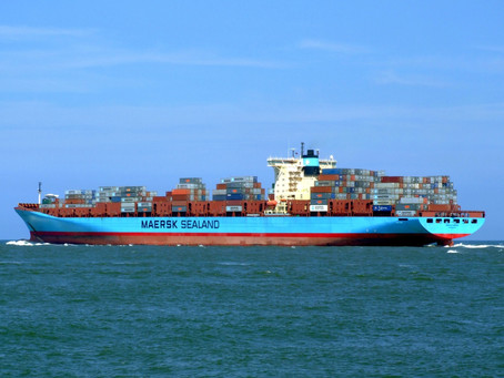 Maersk Line to raise fuel bunker surcharge starting March 1, 2020