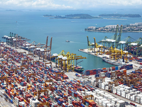 All freight rates currently subject to general rate increases (GRI)