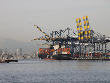 Chassis shortages and vessel delays surge on the west coast due to peak season and COVID-19