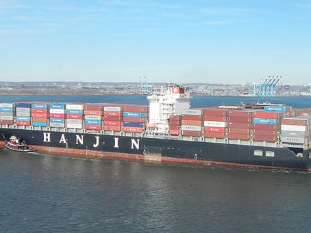 Shipment delays are the new normal as east coast U.S. ports experience increased congestion