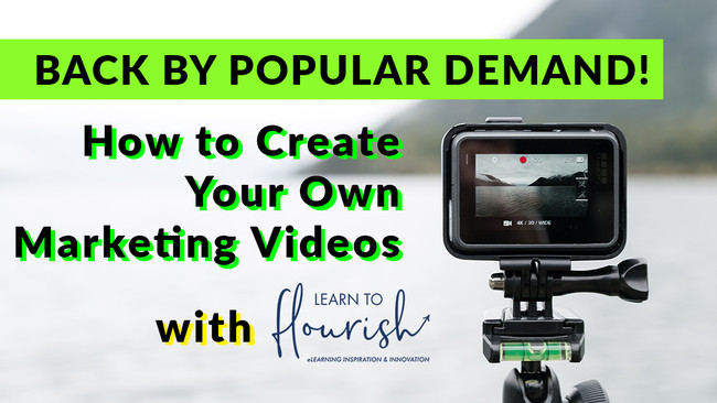 Create Your Own Marketing Videos From Tech to Technique