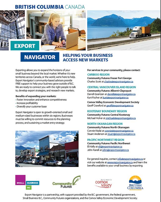 Export Navigator Workshop