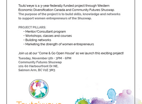 Tsuts'weye Open House